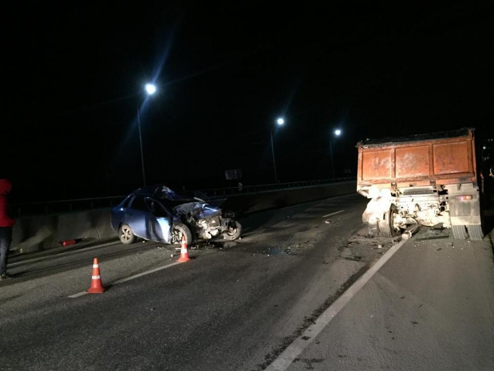 На Ставрополье за минувшие сутки произошло 11 автоаварий