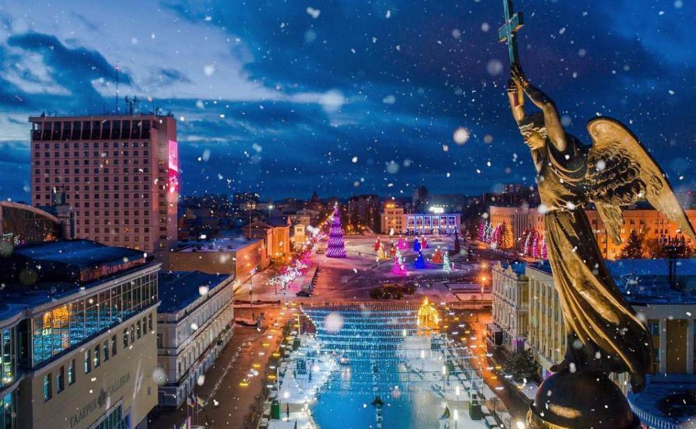 Администрация Ставрополя наградила участников новогоднего конкурса
