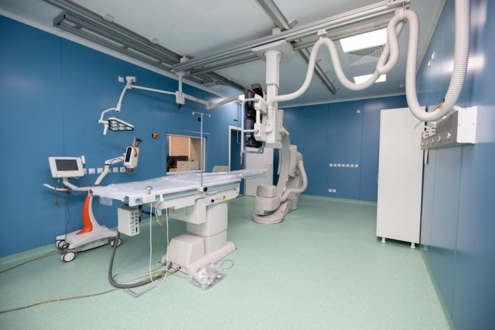 На Ставрополье спасли жизнь пациентки с помощью нового оборудования