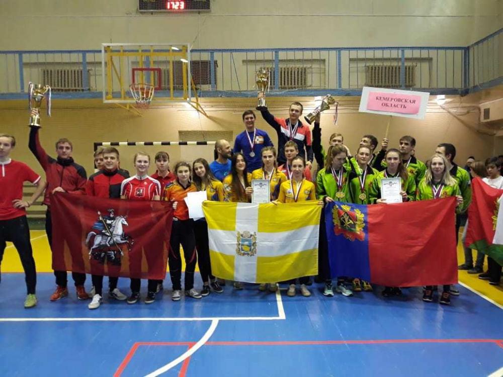 Юные спортсмены из Ставрополя стали лучшими в стране