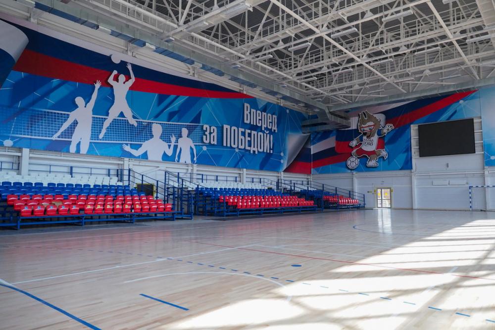 В Ставрополе откроется новый ФОК и легкоатлетический манеж
