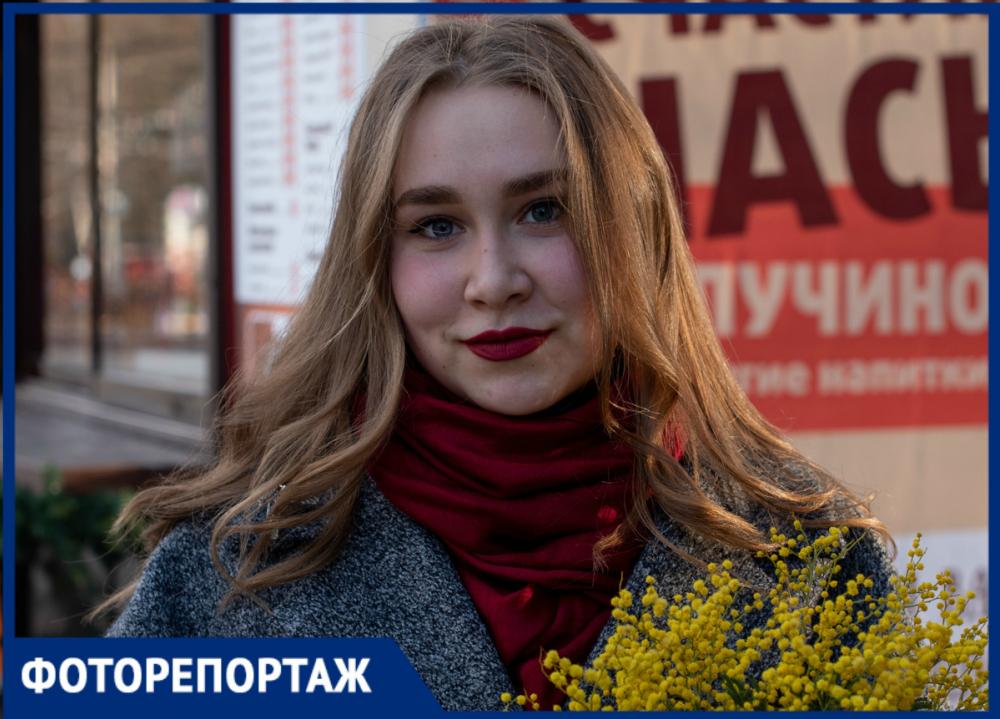 «Дарите женщинам цветы»: Ставрополь отметил 8 марта