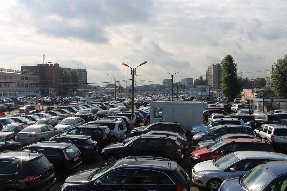 Продажи автомобилей в Ставрополе упали на треть