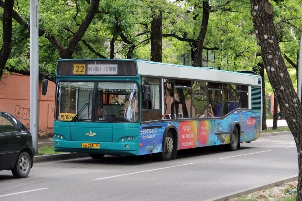 Дачные автобусы начнут работу в Ставрополе с 1 апреля