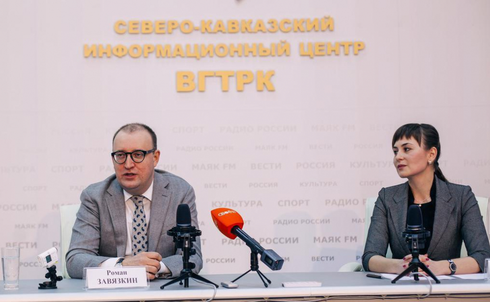 Директор Ставропольского филиала ПАО «Ростелеком» Роман Завязкин подвел итоги работы компании и рассказал о планах на будущий год