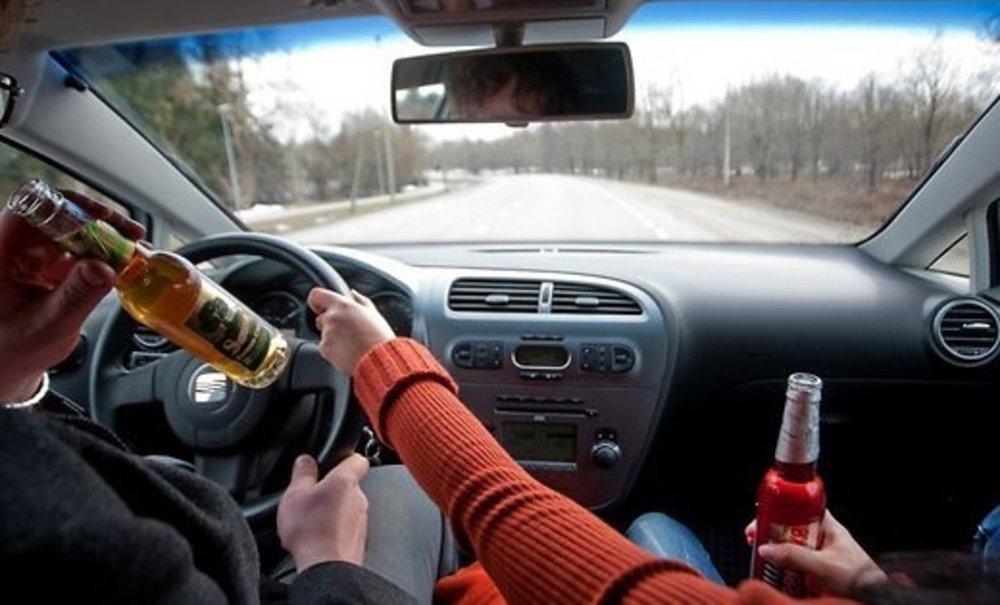 Для остановки пьяного водителя в Левокумском районе сотрудники полиции применили огнестрельное оружие