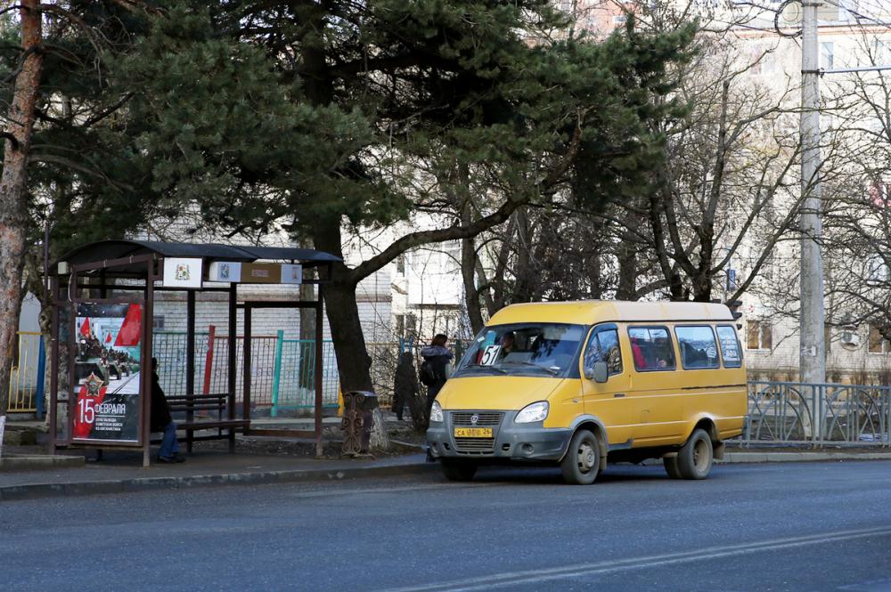 Ставропольского маршруточника уволили за нарушение правил