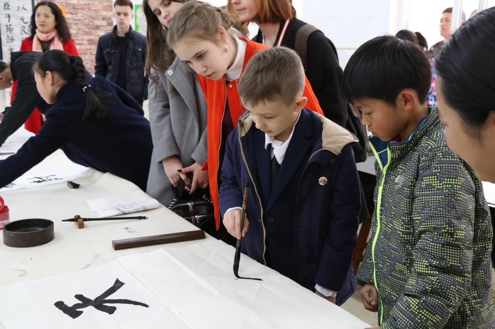 Ставропольские школьники вернулись из Китая