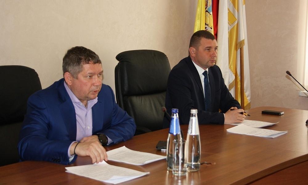 В Ставрополе прошло совещание представителей муниципалитетов по вопросам строительства детских садов