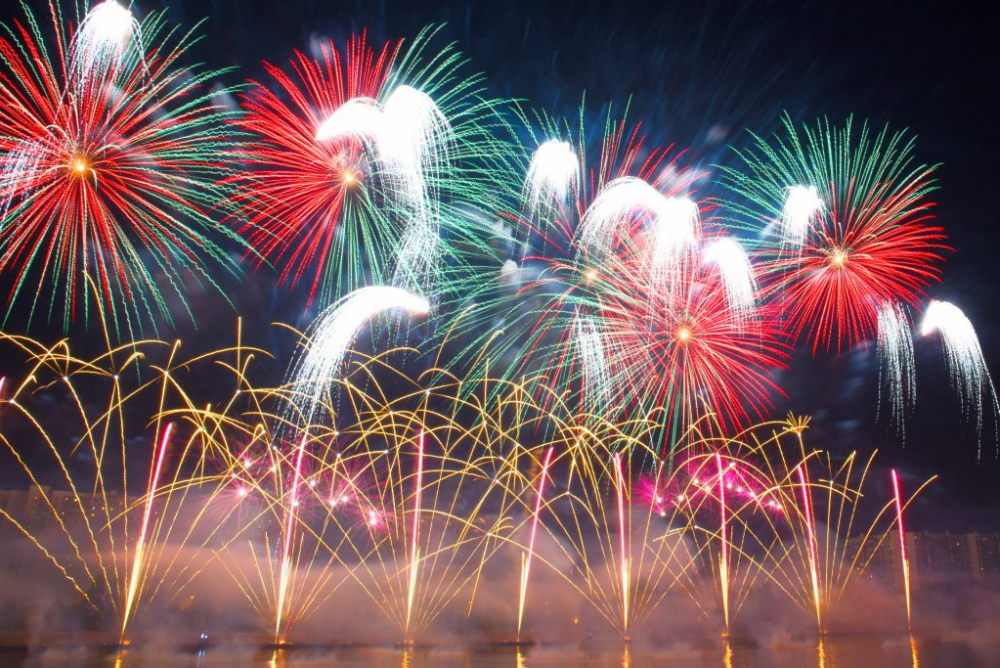 На Ставрополье пройдет международный фестиваль фейерверков