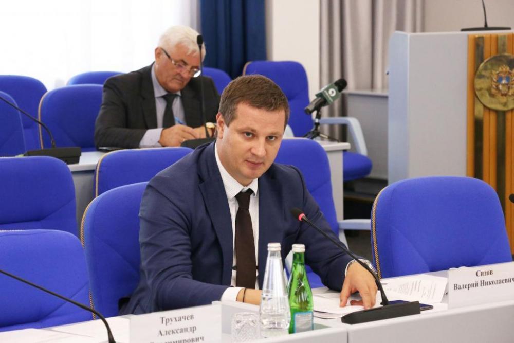 СМИ сообщили об отставке министра экономразвития Ставрополья Валерия Сизова