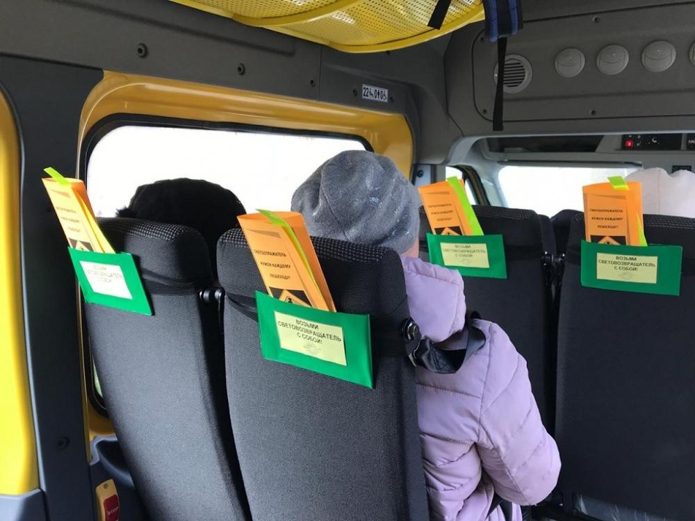 В школьных автобусах Туркменского района Ставрополья появились «карманы безопасности»