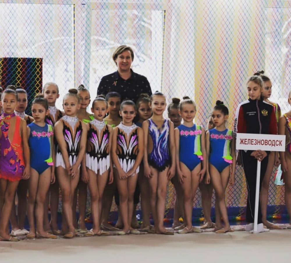 Прославленная гимнастка Амина Зарипова проведет мастер-класс для ставропольских спортсменок