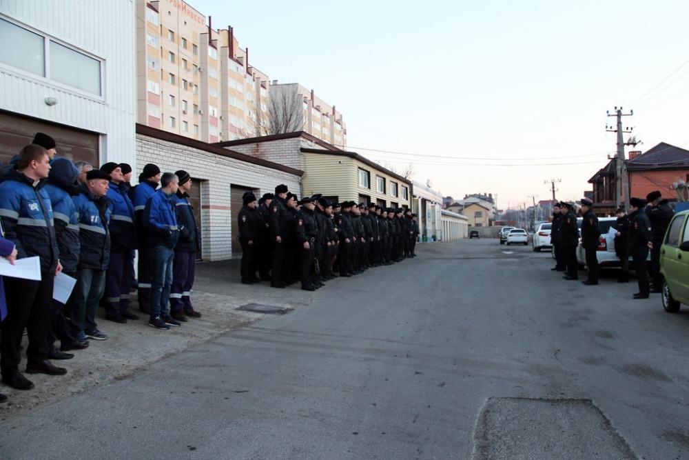 Правоохранители провели проверку в 4 000 квартир Ставрополя