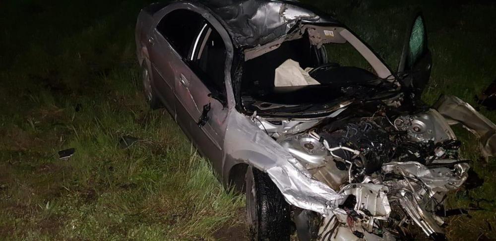 В Ставропольском крае в ДТП погиб водитель «Волги», нарушивший скоростной режим