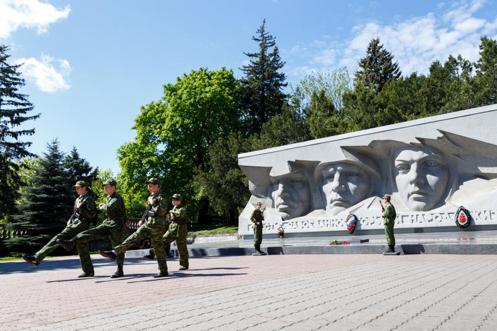 История мемориала «Вечная слава» в Ставрополе