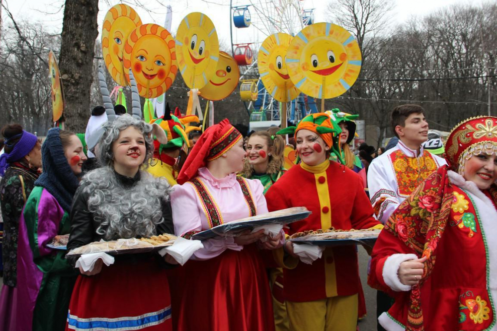 В администрации обновили план празднования масленицы