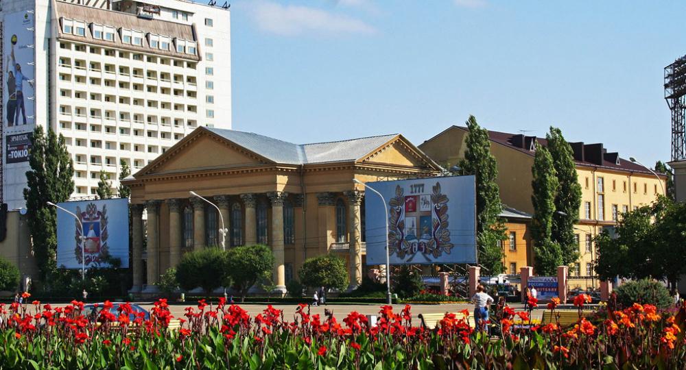 Библиотеку Ставрополя продолжат восстанавливать