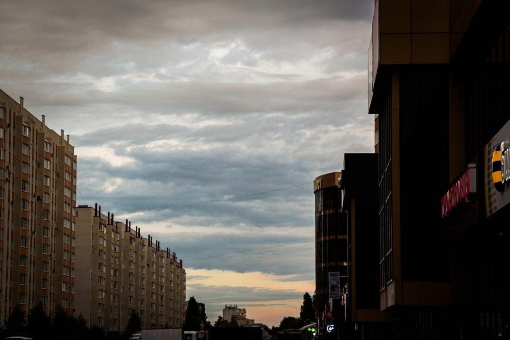 Переменчивая погода в Ставрополе давно не удивляет местных жителей