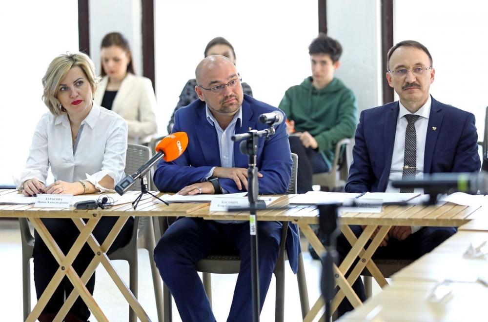 В «Лофте» поговорили о молодёжной политике Ставрополя