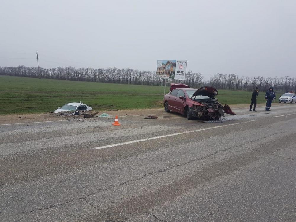 Ставропольская полиция разыскивает скрывшегося участника автоаварии