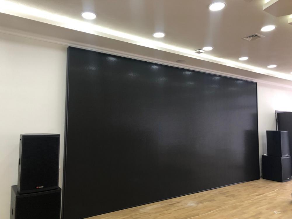 На Ставрополье появился LED экран размером почти 100 кв. метров