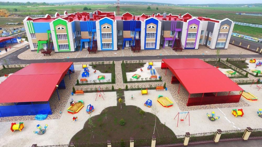 «ЮгСтройИнвест» расширит тротуар, ведущий к детскому саду №55