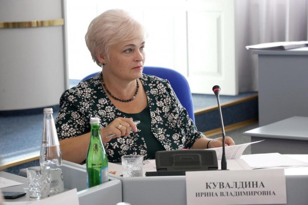Зампреда правительства Ставрополья Ирину Кувалдину могут уволить после служебной проверки
