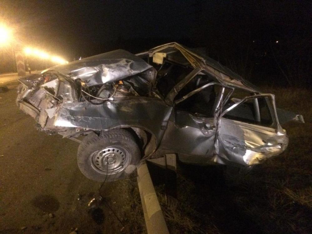 17-летняя девушка погибла в страшной аварии на Ставрополье