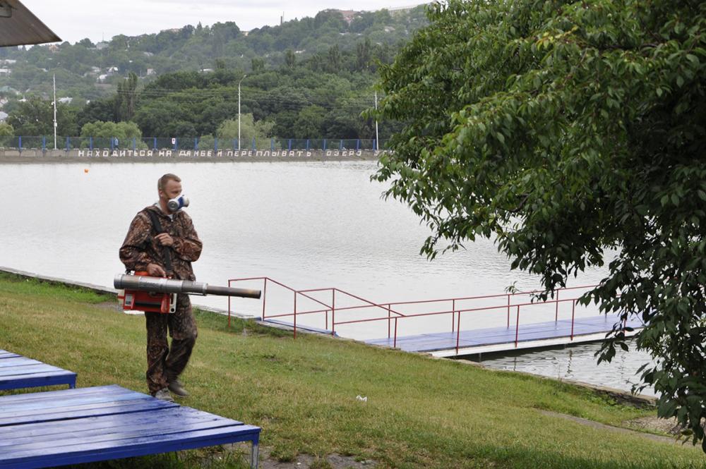 В Ставрополе будут усиленно бороться с клещами