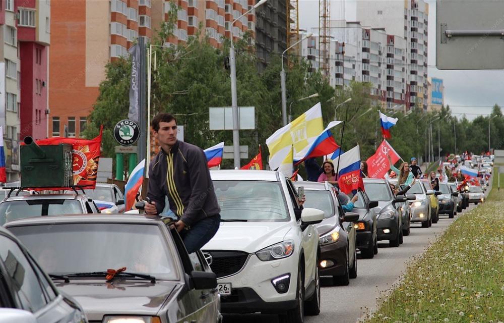 9 мая в Ставрополе пройдет автопробег