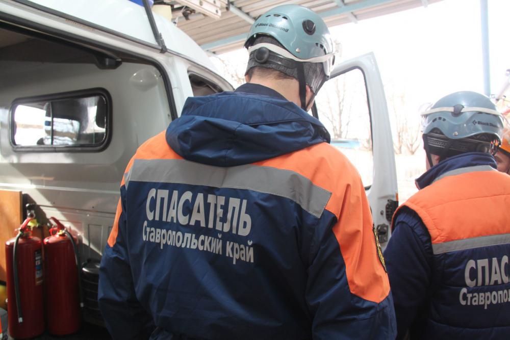 Спасатели помогли ставропольцам попасть домой