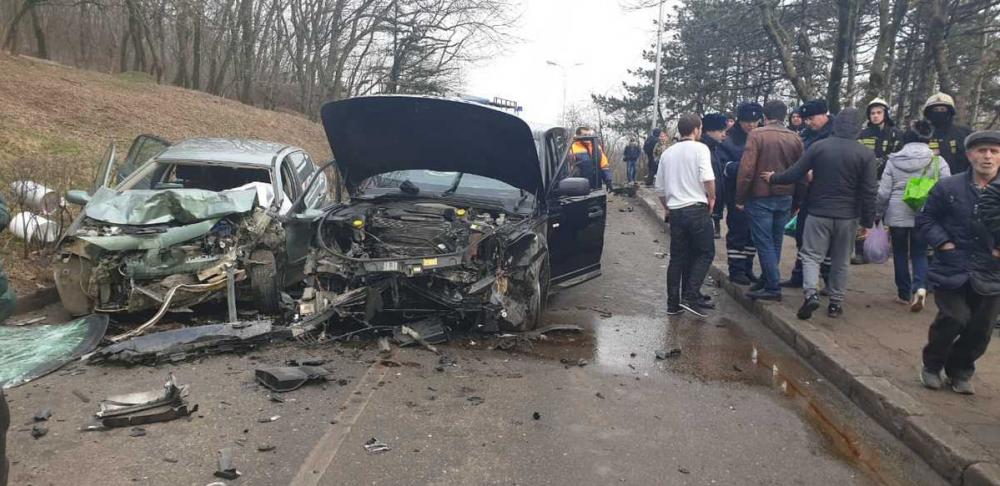 Пьяный водитель «Ренж Ровер» спровоцировал смертельное ДТП в курортной зоне Пятигорска