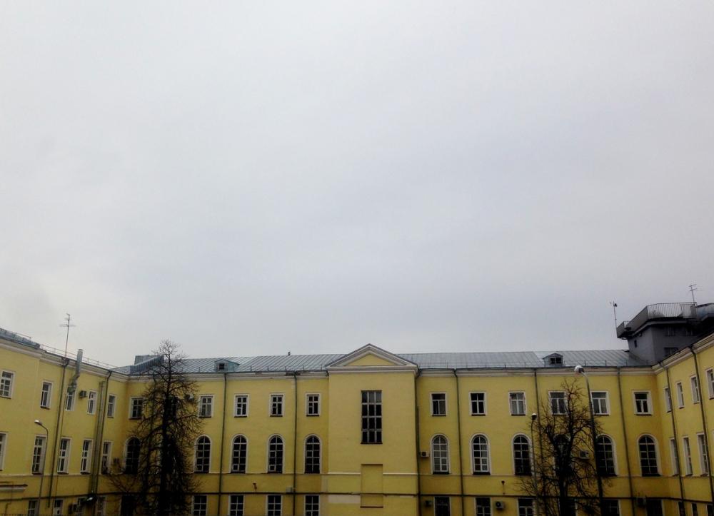 Пасмурные дни в Ставрополе продолжаются