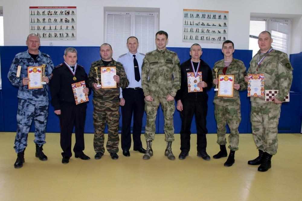 Шахматный турнир прошел в Ставрополе