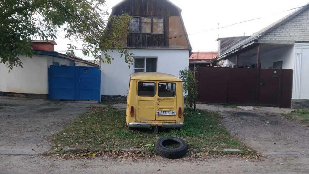 Во дворах Ставрополя убирают автохлам