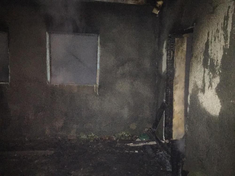 Вблизи Ставрополя произошел пожар