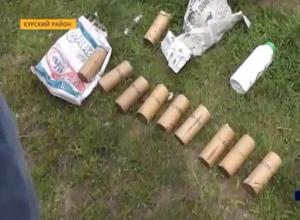 Килограммы взрывчатки и ракетное топливо обнаружили у задержанных членов ОПГ на Ставрополье