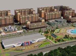 Новый жилой микрорайон с развитой инфраструктурой решили строить в Ставрополе