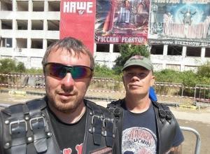 «Ночные волки» из Ставрополья «зажгли» на севастопольском байк-шоу