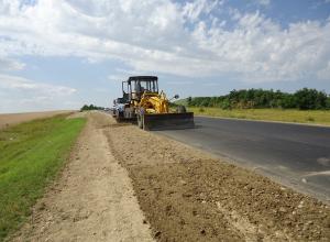 210 километров сельских дорог на Ставрополье отремонтируют к осени