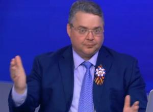 Сегодняшняя борьба с коррупцией превращает работу специалиста в страх сделать что-то, - губернатор Владимиров