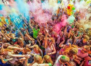 Жители Ставрополя окрасятся в разные цвета лета на всероссийском фестивале красок