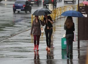 Облачность и небольшой дождь ждут Ставрополь в пятницу