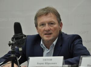 Борис Титов: «В Пятигорске самый большой теневой рынок Европы!»