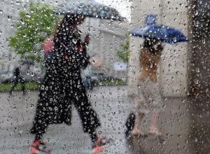 Холод и ливень ждут Ставрополье в четверг