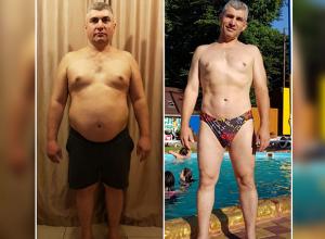 «Я оказался самым стройным мужчиной на пляже!» - финалист «Сбросить лишнее» Александр Бакай похудел на 28 килограммов