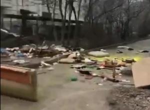 Дикий погром во время ночной ссоры устроили жильцы одной из квартир Ставрополя