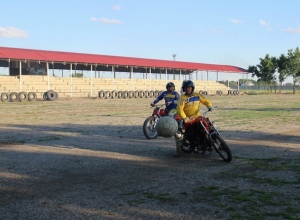 Ставропольские мотоболисты откроют сезон на Кубани в мае