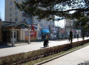 Самая юбилейная улица в Ставрополе уже более сорока лет украшает город